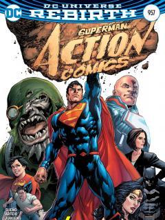 Superman (action Rebirth)