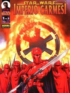 Star Wars Imperio Carmesi (Legends)