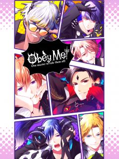 Obey Me! Manga Series