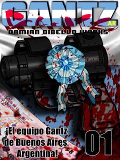 Gantz.ar (comic Spin-off)