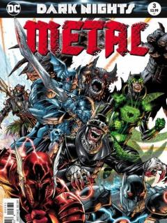 Batman Metal (DARK NIGHTS METAL)