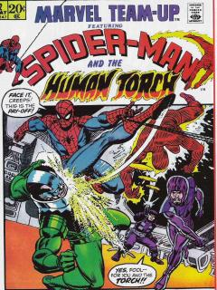 Marvel Team Up (1972, Volumen I)
