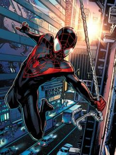 Ultimate Comics All New Spider-Man