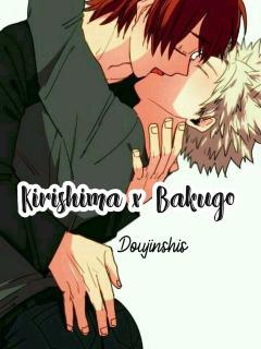 Kirishima X Bakugo