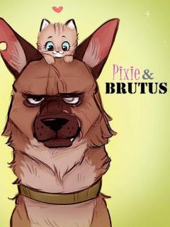 Pixie Y Brutus