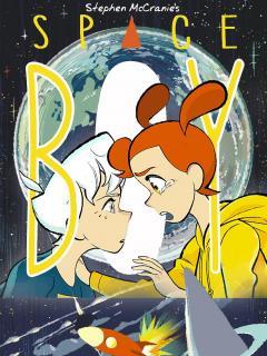Space Boy [webtoon]