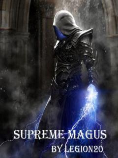Supreme Magus (Novela)
