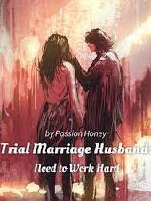 Marido De Matrimonio De Prueba: Necesita Trabajar Duro(Novela)
