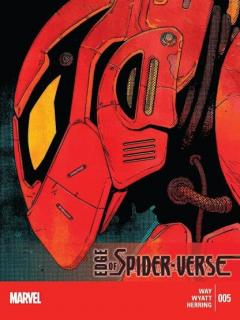 EDGE OF THE SPIDER-VERSE VOL.1
