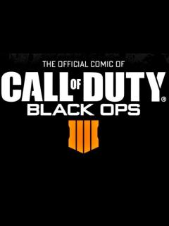 CALL OF DUTY BLACK OPS |||| : Cómics