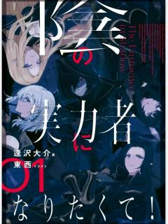 Kage_no_Jitsuryokusha_ni_Naritakute(novela Ligera)