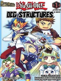 Yu-Gi-Oh! OCG Structures