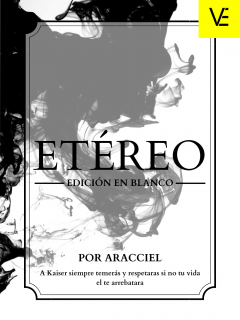 Etéreo: Edición En Blanco (Novela) (Aracciel)