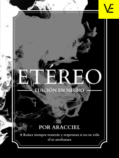 Etéreo: Edición En Negro (Novela) (Aracciel)