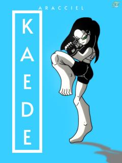 Kaede (novela Ligera)