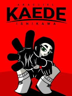 Kaede Ishikawa (novela Ligera)