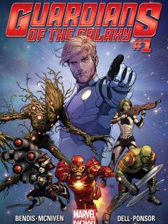 Guardianes De La Galaxia (2008-2018)