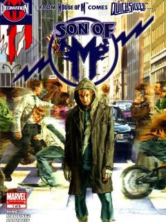 Marvel Decimation(Después De House Of M)