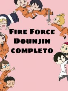Fire Force Dounjin