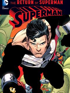 La Muerte Y Retorno De Superman