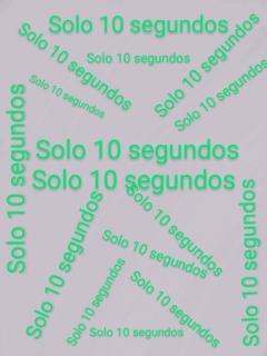 Solo 10 Segundos