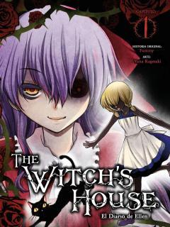 The Witch's House: El Diario De Ellen