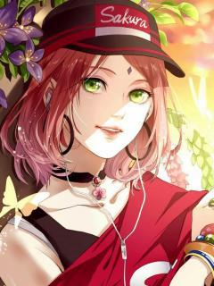 Sakura, Histórias Alternativas