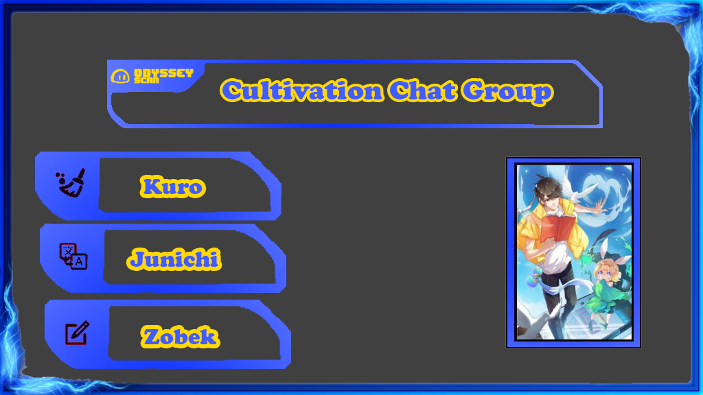 Cultivation Chat Group Capitulo 269