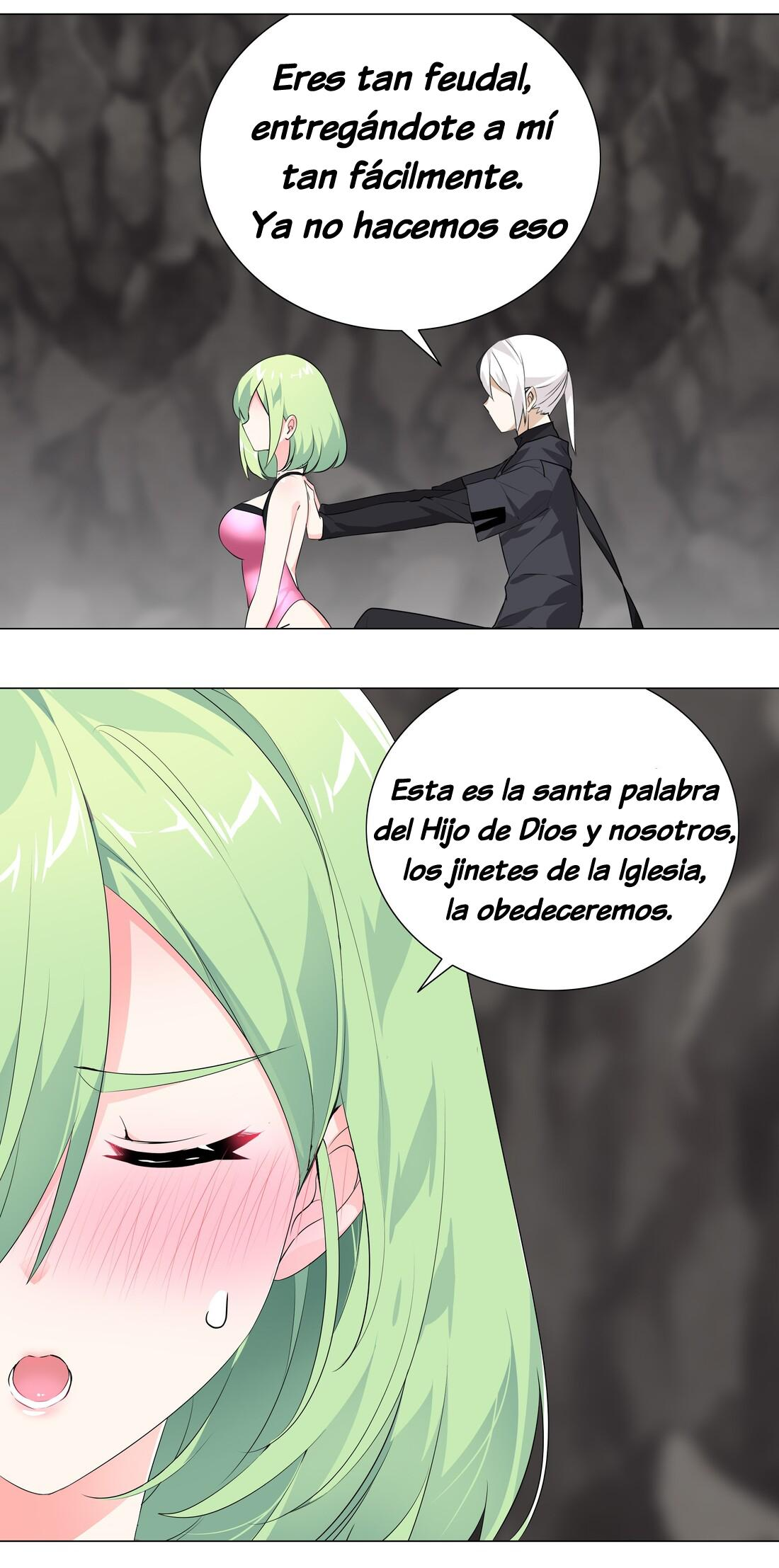 Meizi Tai Duo, Zhihao Feishengle | Manhua Capítulo 12 (parte 2)