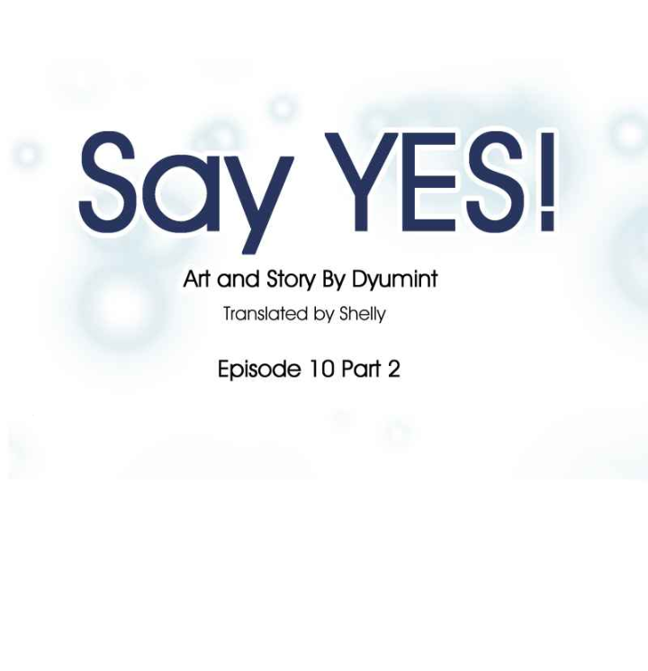 Say Yes ! 10.2