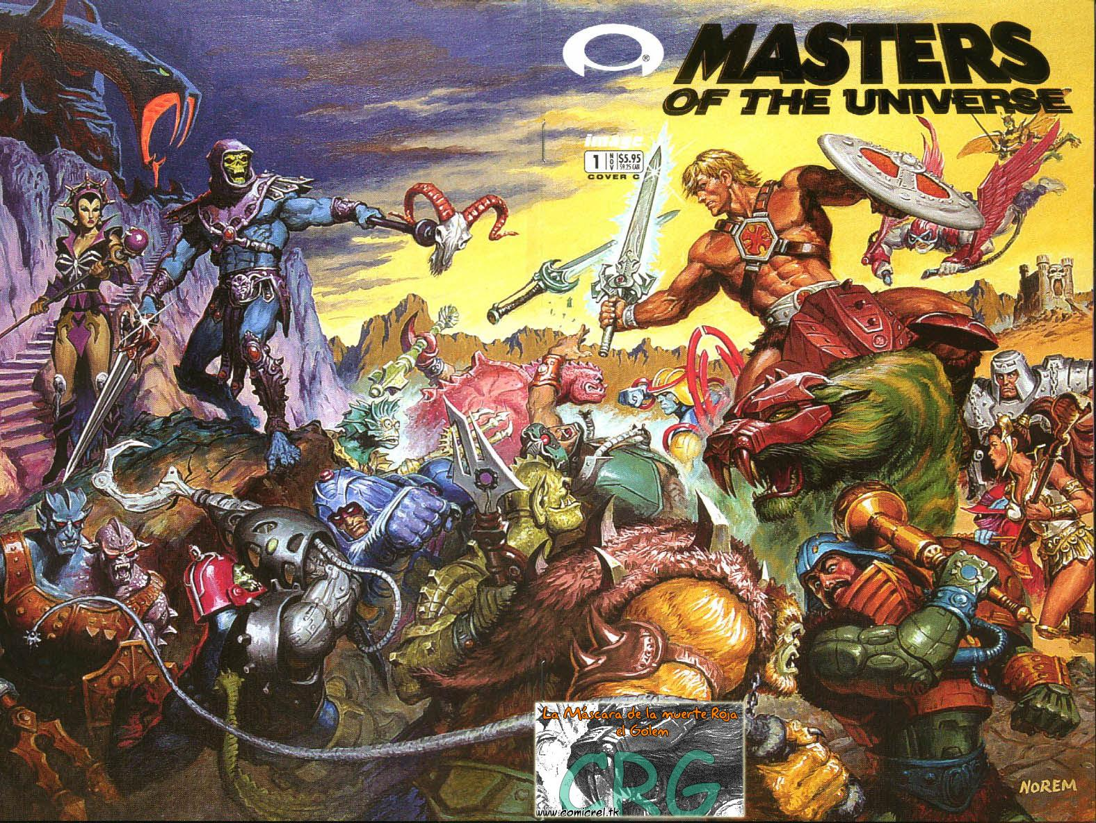 Masters Of The Universe Volúmen I: Capítulo 1