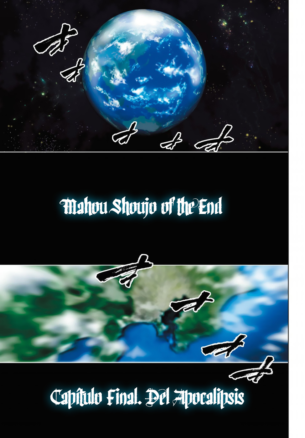 Magical Girl Of The End (resubiendo) Capitulo Final, Del Apocalipsis.