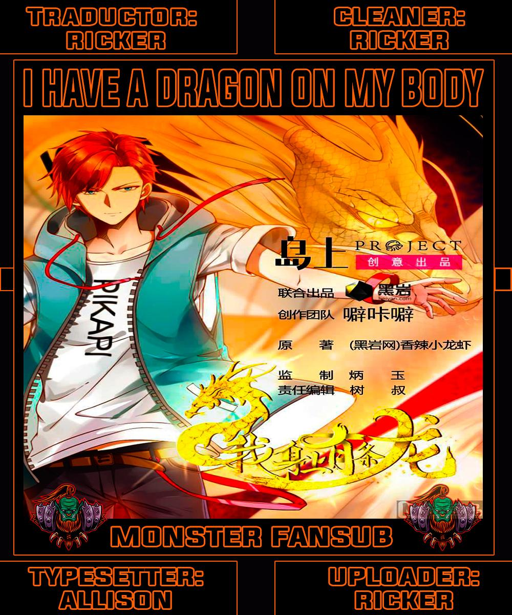 I Have A DragoN In My Body Capítulo 139: Dragón malvado