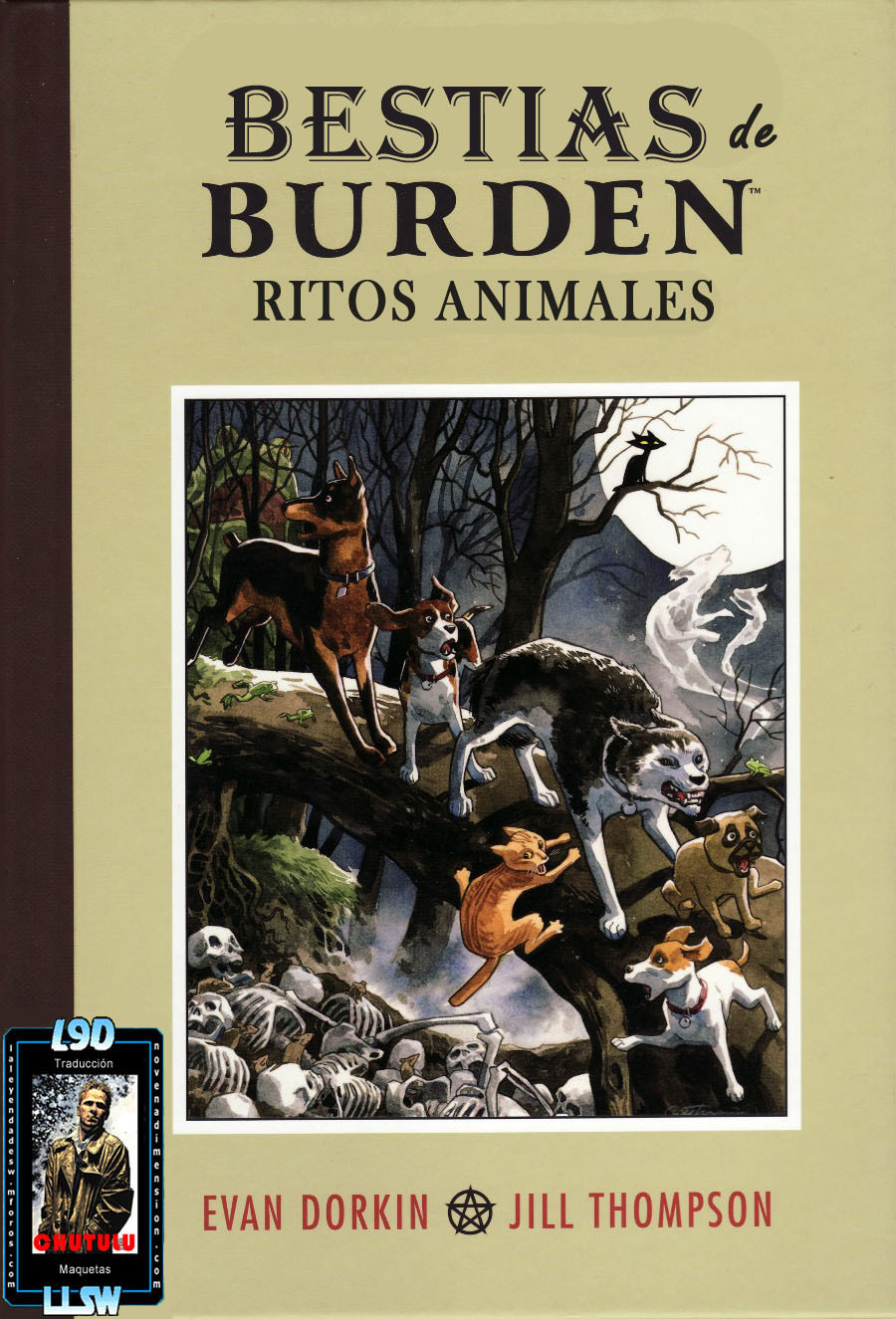 Beasts Of Burden: Animal Rites II Parte