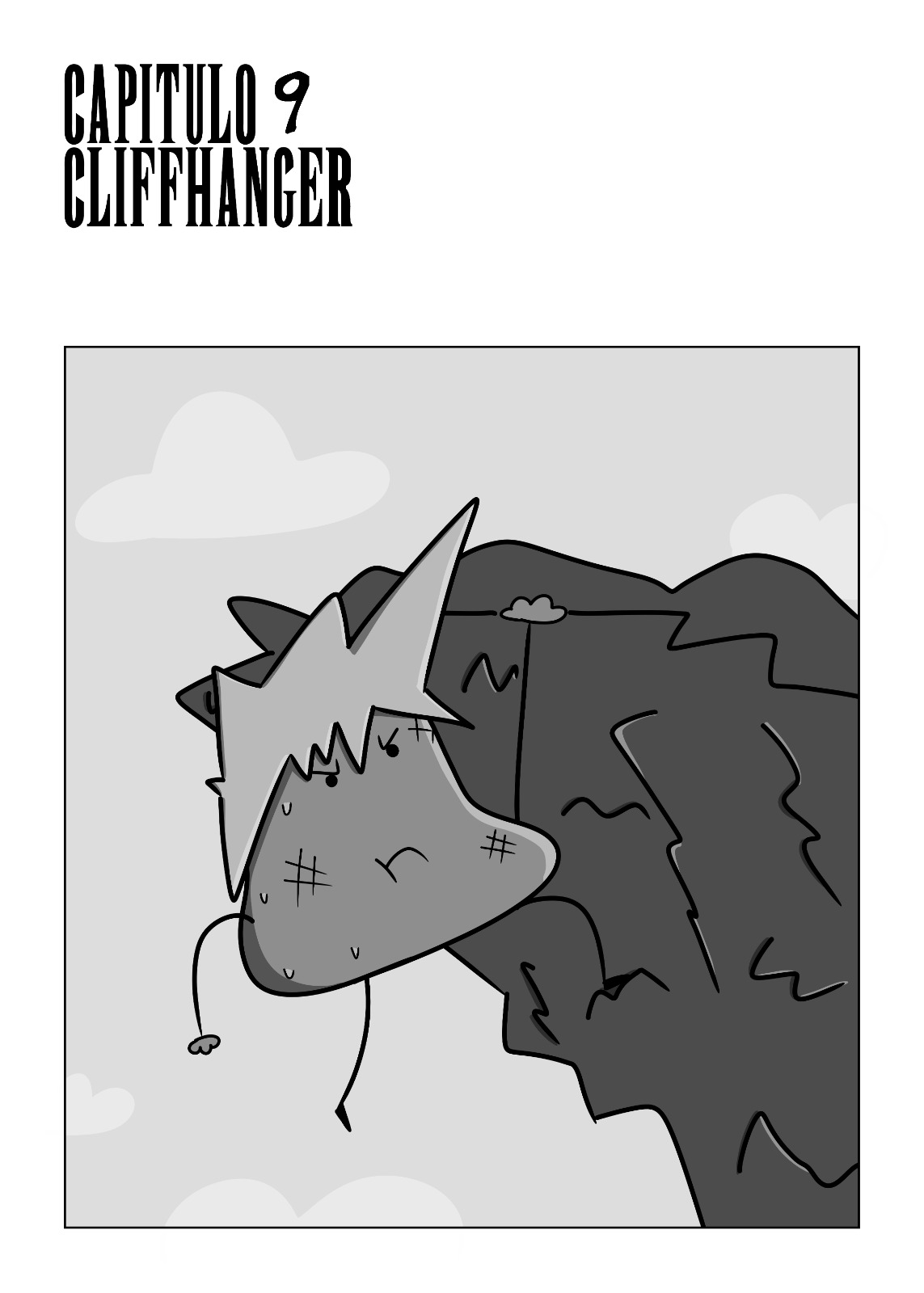 The Finale Of The Fantasy Number 7 Chapter 9: Cliffhanger